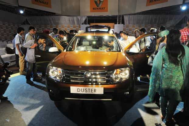 Renault said that the Duster was the first in the segment to carve a niche for itself and the increased competition would only benefit Indian customers. Photo: Ramesh Pathania/Mint