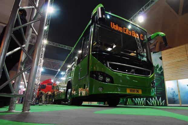 Volvo to export made-in-India buses to Europe by year end