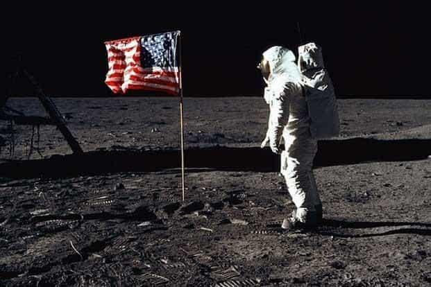On 16 July, 1969, spacemen Neil Armstrong, Edwin Aldrin and Michael Collins headed to the moon and spent 21 hours and 36 minutes on its surface.