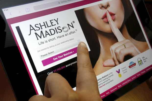 christian dating site hacked