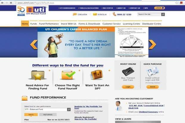 UTI AMC, which runs the country's oldest fund house UTI MF, had earlier also planned to launch an IPO, but it had to shelve its plans way back in 2008 due to adverse market conditions, despite having got all regulatory clearances.
