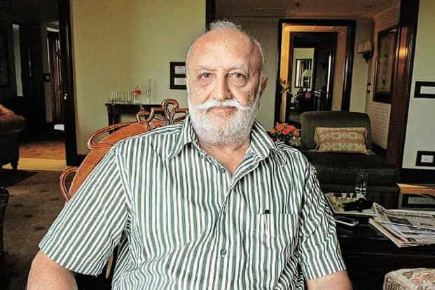 In February this year, Vijaypat Singhania said he would gift his 37% stake in Raymond, worth almost `1,041 crore, to his son Gautam. Photo: Getty Images