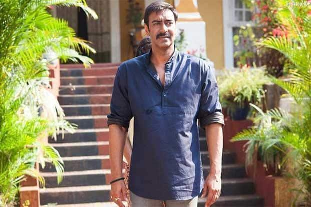 Ajay Devgn in 'Drishyam'.