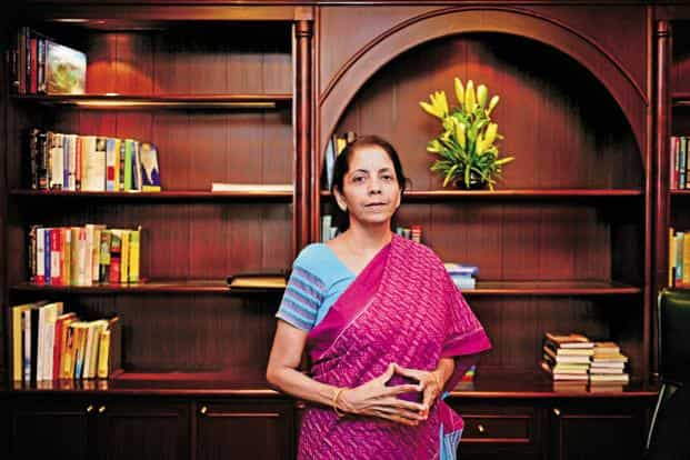 Nirmala Sitharaman, in a written reply to the LS said, 'Yes' to pending of patent application: Photo: Pradeep Gaur/Mint