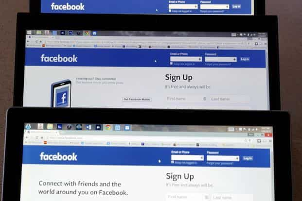 """Facebook is presenting inflated numbers by counting """"views"""" at the 3-second mark, irrespective of whether the viewer has even turned on the sound and is watching the video, according to Hank Green. Photo: Reuters"""