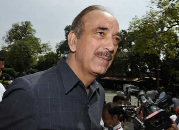 "Ghulam Nabi Azad, leader of opposition in Rajya Sabha, said ""PM has talked of two-three schemes, but I am sorry to say that those schemes were started by the Congress party during the UPA govt."""