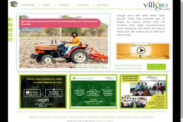 The amount of investment by Villgro was not disclosed.