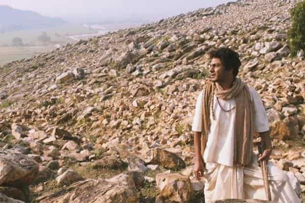 Nawazuddin Siddiqui as Dashrath Manjhi in a still from 'Manjhi: The Mountain Man'