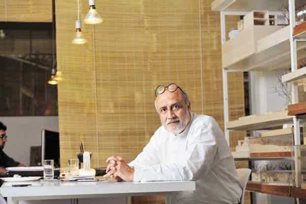 Mehrotra says the problem with smart cities is that they are founded on capital and investment, but don't consider the human being as part of this equation. Photo: S. Kumar/Mint
