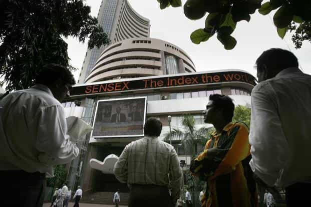 A file photo of the Bombay Stock Exchange. India is better placed to deal with any global storms. Photo: Mint