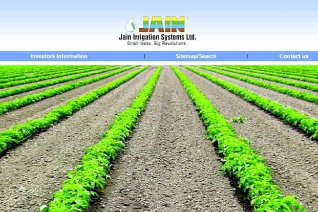Jain Irrigation to sell food unit to its subsidiary
