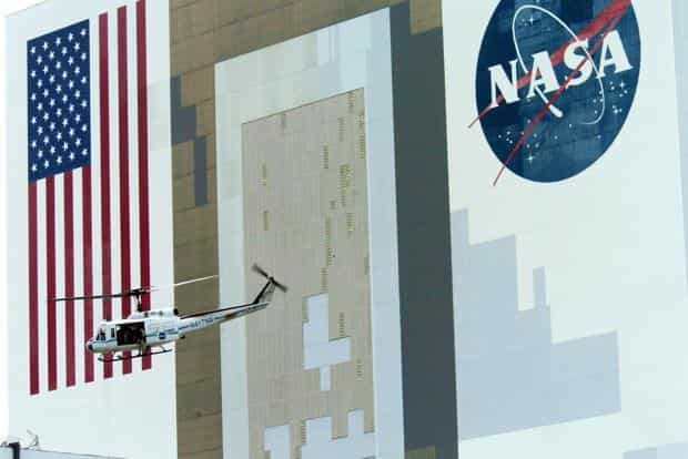 The International Space Station, equipped with 'bumpers' that vaporise debris before it can hit the station walls, is the most heavily-shielded spacecraft ever flown, according to Nasa. Photo: Bloomberg