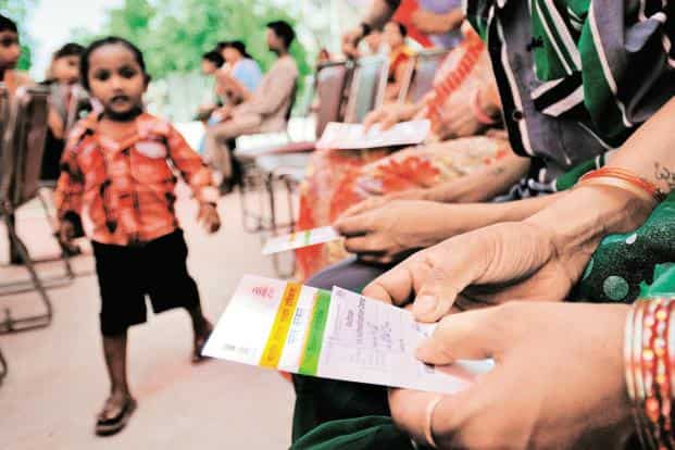 Even though MFIs may be able to secure borrowers' Aadhaar numbers as planned, their ability to verify data with UIDAI will, however, depend on the outcome of litigation in the Supreme Court. Photo: Priyanka Parashar