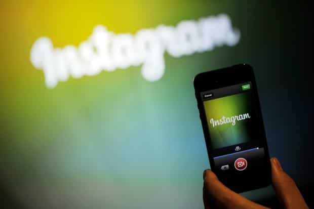 The user base for Instagram in India for July 2015 is estimated to be 5.9 million monthly active mobile users, according to data from digital agency Interactive Avenues Pvt. Ltd that works closely with Facebook in India. Photo: AFP