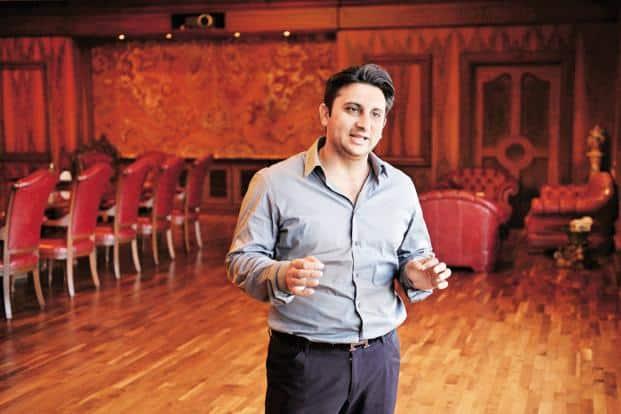 Adar Poonawalla, CEO of Serum Institute of India. Photo: Abhijit Bhatlekar/Mint