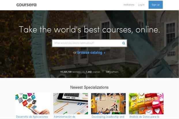 Coursera eyes Indian tie-ups to grow user base, revenue