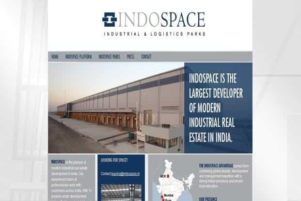 IndoSpace has 11 projects under development across five cities in India.