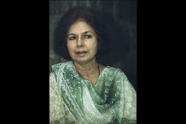 Sahgal in her open letter, 'The Unmaking of India', said it was 'a matter of sorrow' that the Sahitya Akademi was silent on these issues. Photo: Hindustan Times