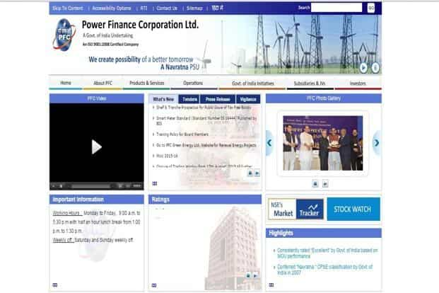PFC, an infrastructure finance company, is engaged in providing financial assistance to state power utilities.