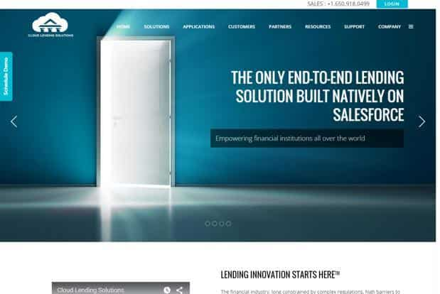 Cloud Lending Solutions, founded in 2012, has over 75 customers in over 20 countries.