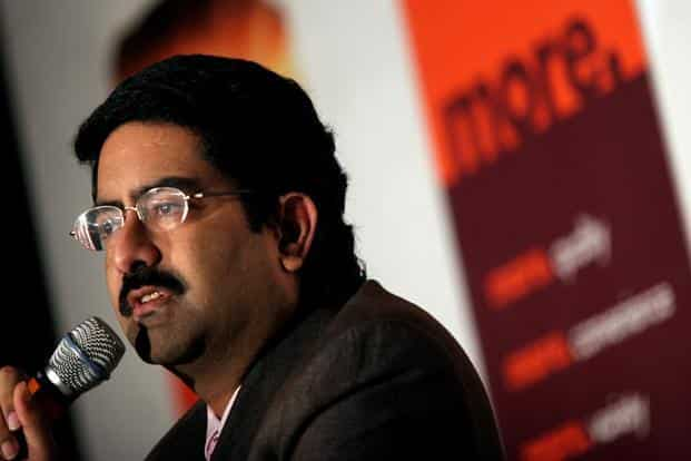 Kumar Mangalam Birla, chairman of the Aditya Birla Group. Photo: Bloomberg
