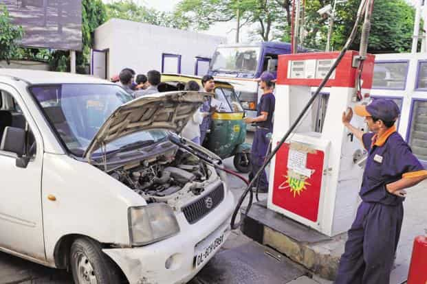 Fall in price of natural gas makes CNG vehicles more attractive