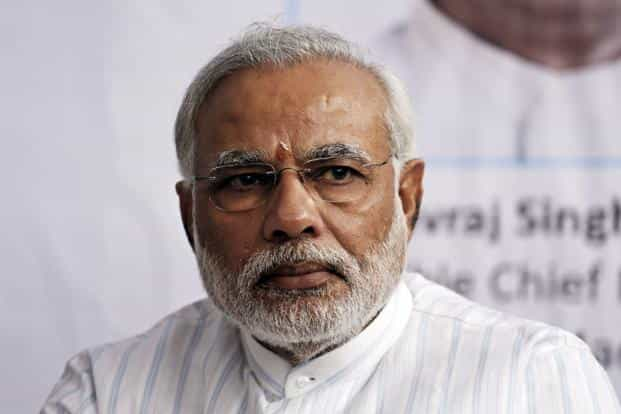 Prime Minister Narendra Modi said Jayaprakash Narayan's speeches reflected the 'deep anguish' of the people who suffered during Emergency. Photo: Bloomberg