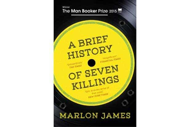 A Brief History of Seven Killings: By Marlon James