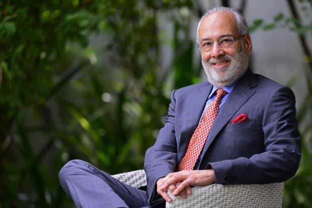 Sanjay Lalbhai, chairman and managing director, Arvind. Photo: Jaydip Bhatt/Mint