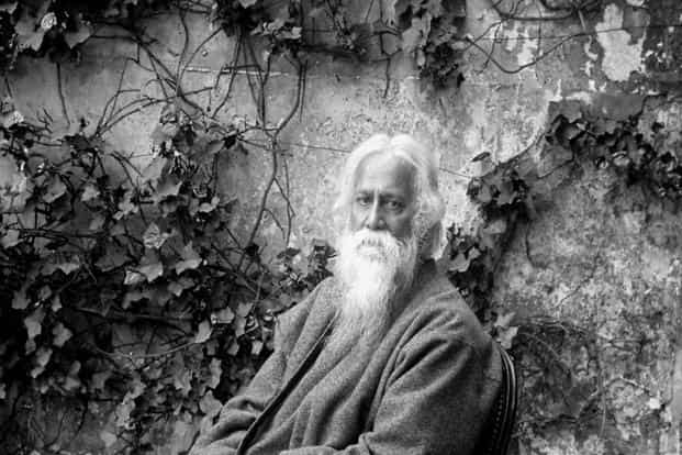 The most famous of India's 'award returners' is undoubtedly Rabindranath Tagore. Photo: AFP