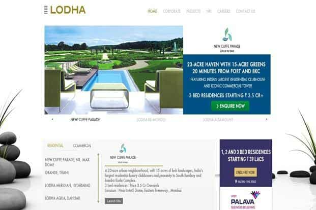 Lodha Sells Super Luxury Apartment In South Mumbai For Rs40 Crore