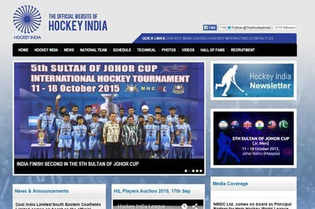 Hockey India came into existence in the year 2009.