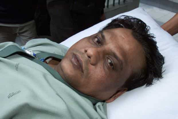 A file photo of suspected Indian gangster Chhota Rajan. Photo: Reuters