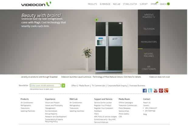 Videocon is one of the few Indian manufacturers that are setting up mobile phone assembly units in India.