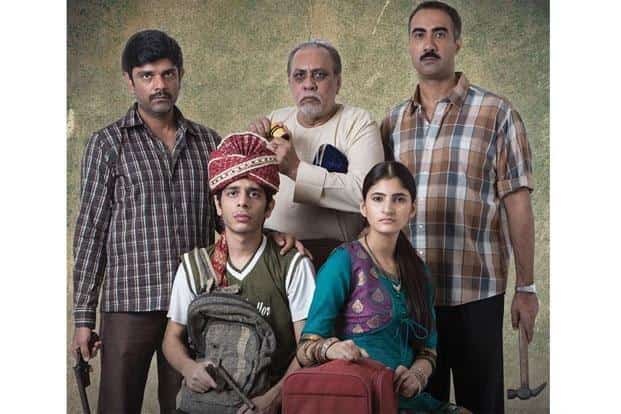 Starring Ranvir Shorey, Amit Sial and Shashank Arora, Titli's tryst with reality, amazingly crafted screenplay and outstanding performances will keep you hooked.