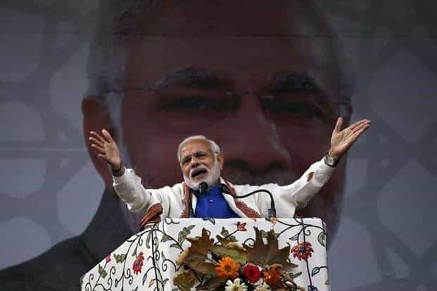 India's Prime Minister Narendra Modi. Photo: Reuters