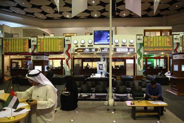 Dubai stocks slump most since August as Mideast markets recoil