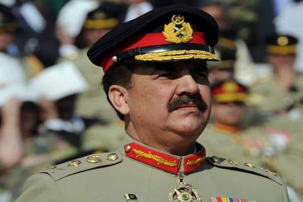 Pakistans Raheel Sharif Visits Washington As Army Role Grows