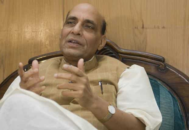 Home minister Rajnath Singh on Tuesday said ISIS is not a threat to any one particular country but the entire world. Photo: Mint