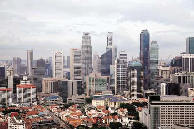 Singapore is already No.1 in a variety of areas: in its port and airport, health and education systems, housing and urban planning. Photo: Bloomberg
