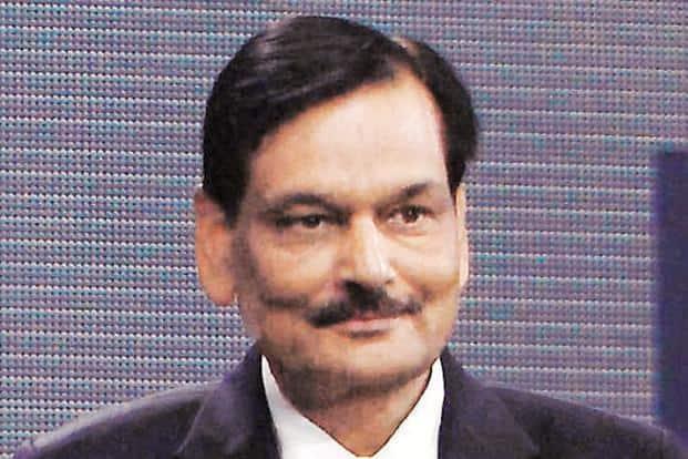 Arvind Saxena, president and managing director of General Motors India Ltd. Photo: