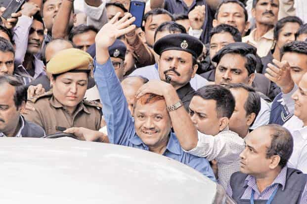 A senior official said that the CBI may not oppose Anup Chetia's bail once the matter comes up in court in order to facilitate his participation in the peace process. Photo: Reuters