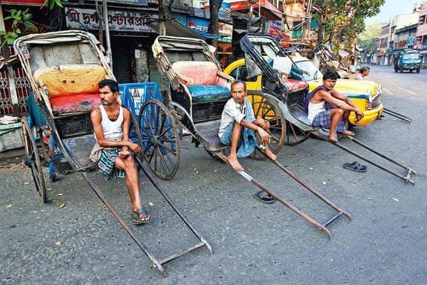 Basu's novel has a dense plot with quick movements. Photo: Rupak De Chowdhuri/Reuters