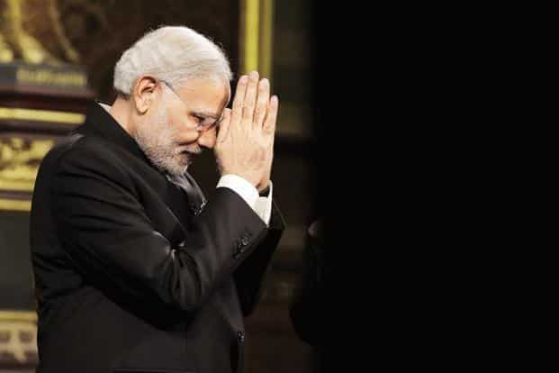 A file photo of Prime Minister Narendra Modi. Photo: Reuters