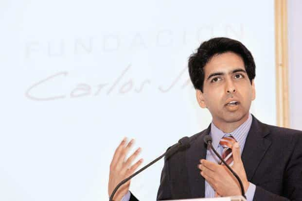 Launched by Sal Khan, Khan Academy is considered to be the precursor to the so-called massive open online courses. Photo: Bloomberg