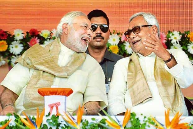 The outcome of the Bihar elections has completely changed the political narrative; a hitherto confrontationist ruling party is now reaching out to the opposition in Parliament. Photo: PTI