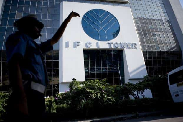 In September, IFCI had sold 1.5% in the NSE at Rs3,900 a share. It now holds a little under 3.5% in the NSE. Photo: Bloomberg