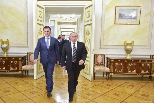 Photo: Ria Novosti via Reuters