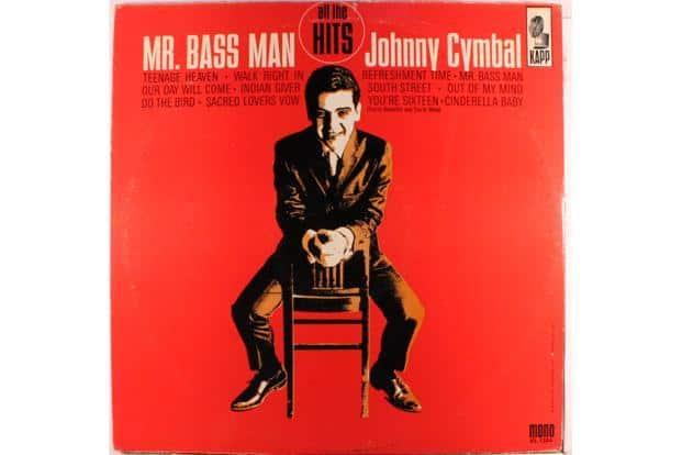 Mr. Bass Man cover.
