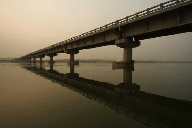Bangladesh has already completed a feasibility study and the design for the proposed 2.1km long dam, due to be constructed at Pangsha in Rajbari district, about 100km downstream from the Farakka Barrage in West Bengal. Photo: Mint